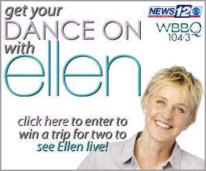 Get Your Dance On with Ellen