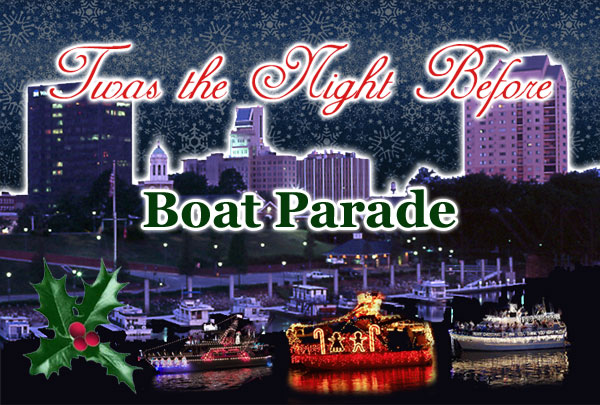 Boat Parade full screen graphic